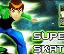Игра БенТен Супер скейт (Game Ben 10 - Super Skate)