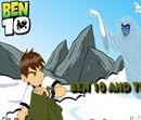 Бен Десять против призрака (Game Ben 10 - TheGhost)