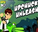 Игра Бен 10 vs монстры (Ben 10 - Upchuck unleashed)